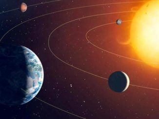 Who Discovered The Earth Moves Around The Sun?