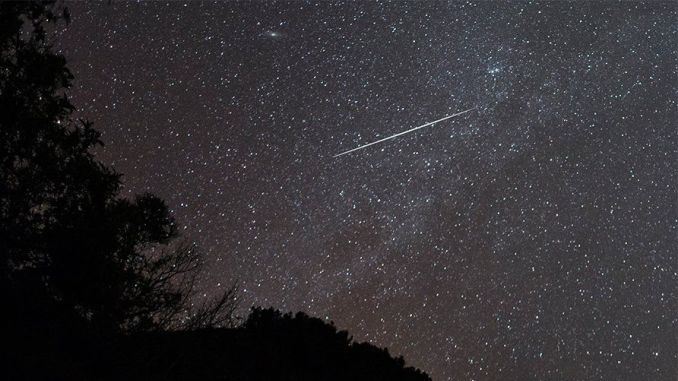 Fun Facts About The Geminids Meteor Shower