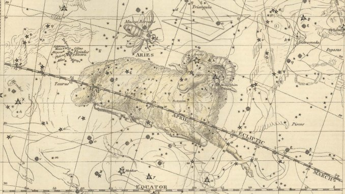 Star Constellation Facts: Aries, the Ram