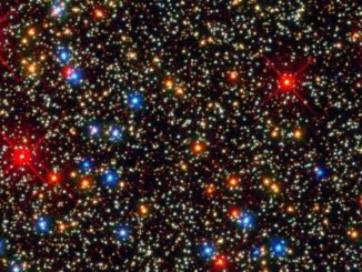 What Color Are The Stars In The Sky?