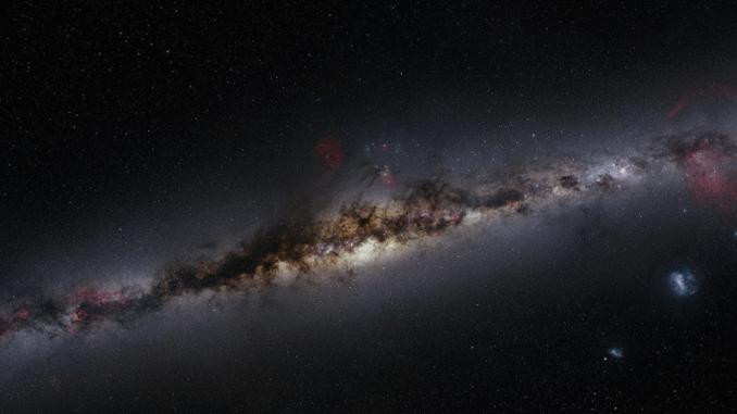 Earth's Galaxy: The Milky Way
