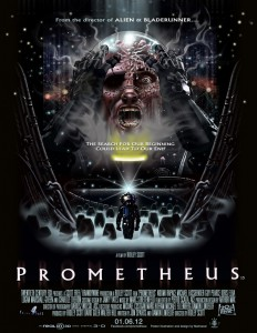 Sci-Fi Movie Review: Prometheus (2012)