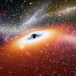 Young Stars Form Near Milky Way's Central Black Hole