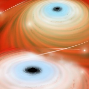 What Happens When Black Holes Collide?