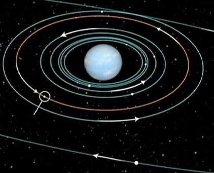 Planet Neptune's 14th Moon Discovered