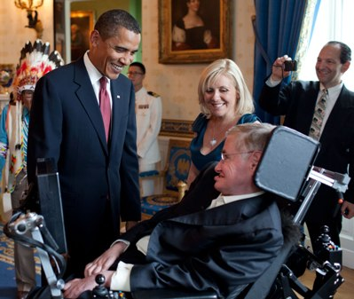 Stephen Hawking Says Disability Has Been An Asset In His Scientific Work