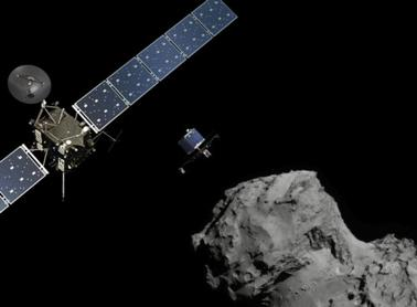 Philae Comet Lander Looking For Clues To Life On Earth