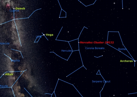 Star Constellation Facts: Hercules