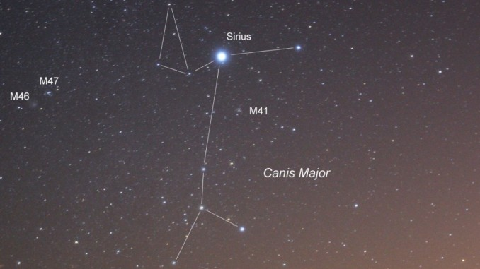 Interesting Facts About Sirius, the Dog Star -