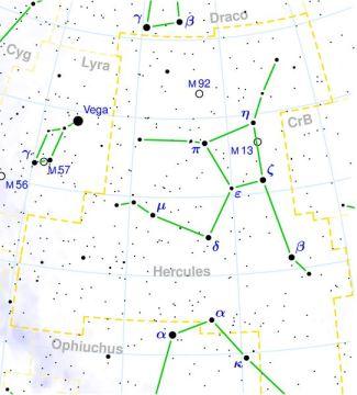 Hercules Stars
