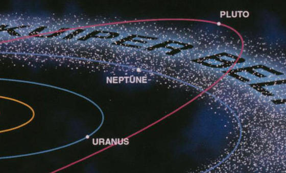 The Kuiper Belt in the Outer Solar System