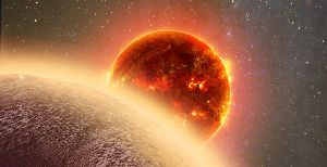 Rocky Planet With Atmosphere Found 39 Light-Years Away