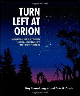Turn Left at Orion - Book Review