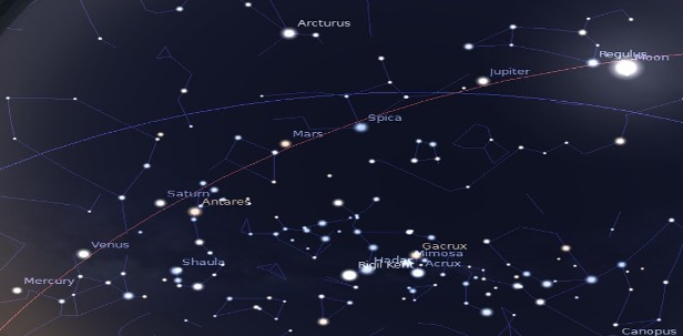 The Night Sky This Month: February 2016