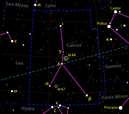 The Constellation Cancer