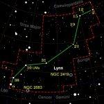 Star Constellation Facts: Lynx