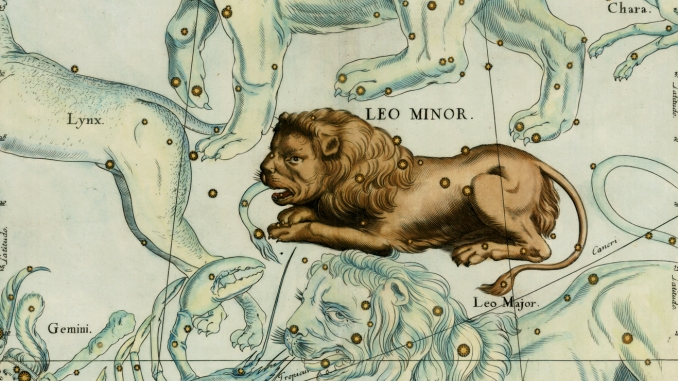 Star Constellation Facts: Leo Minor