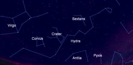 Star Constellation Facts: Corvus, the Crow