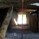 Megalithic Tombs Used as Ancient Astronomical Tool
