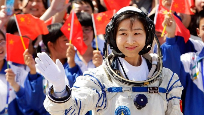 China Developing into a Major Space Power