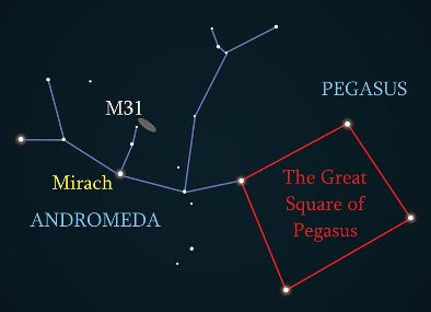 The Great Square of Pegasus
