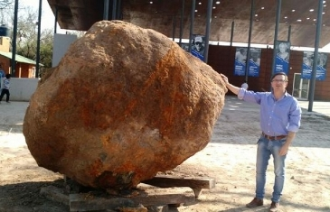 30-ton Meteorite Discovered in Argentina