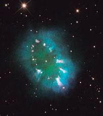 Necklace Nebula