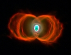 Hourglass Nebula