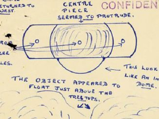 CIA Declassified Files Include UFO Sightings
