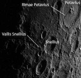 Vallis Snellius
