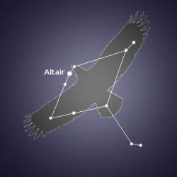 Aquila Constellation