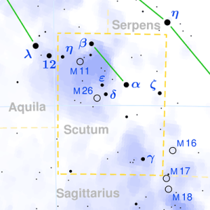 Scutum Stars