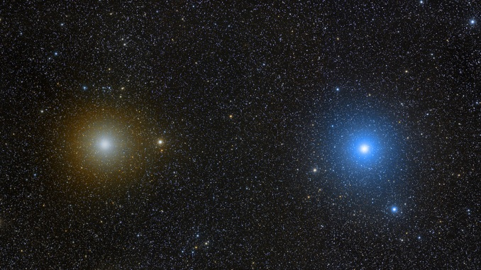 Pollux and Castor
