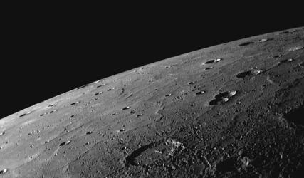 Messenger Probe and Mercury