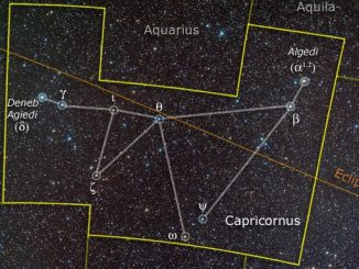 Star Facts: Deneb Algedi