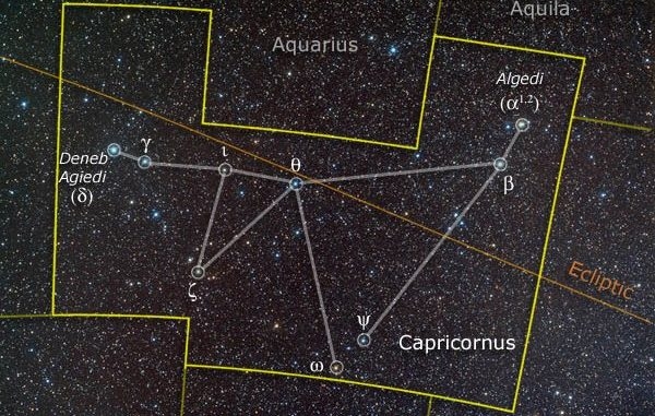 Star Facts: Deneb Algedi