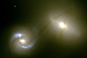 NGC 1410 and NGC 1409