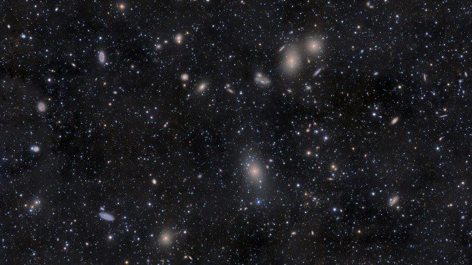 Virgo Cluster of Galaxies