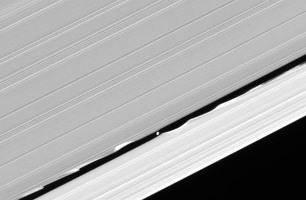 Saturn Daphnis Waves