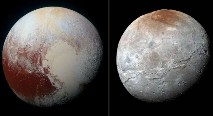 the Mission to Pluto