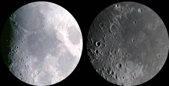 Moon magnification