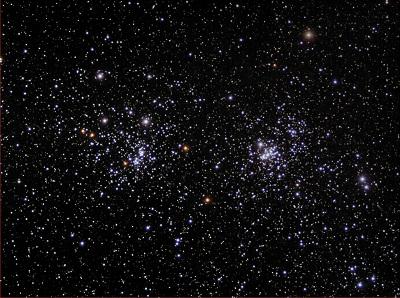 NGC 869 & NGC 884