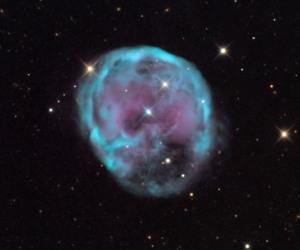 Skull Nebula