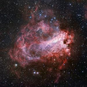 Horseshoe Nebula
