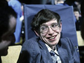 The Late, Great Stephen Hawking: 1942-2018