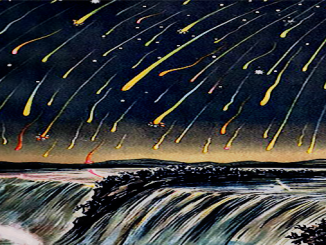 The Great Leonids Meteor Storm of 1833