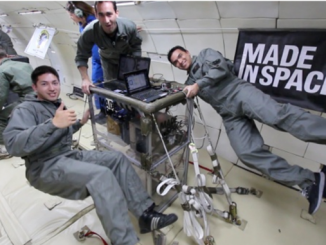 Making Stuff in Space: Off-Earth Manufacturing is Just Getting Started