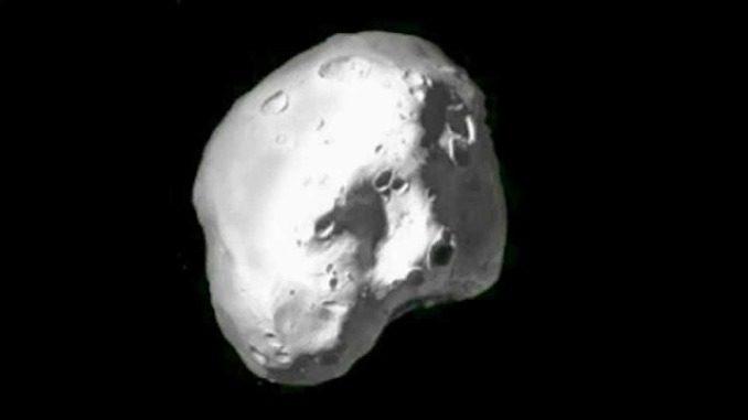 Asteroid 3 Juno