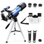 Binoculars Telescopes