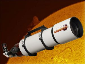 Lunt Solar Systems 152mm H-Alpha Pressure Tuned Telescope